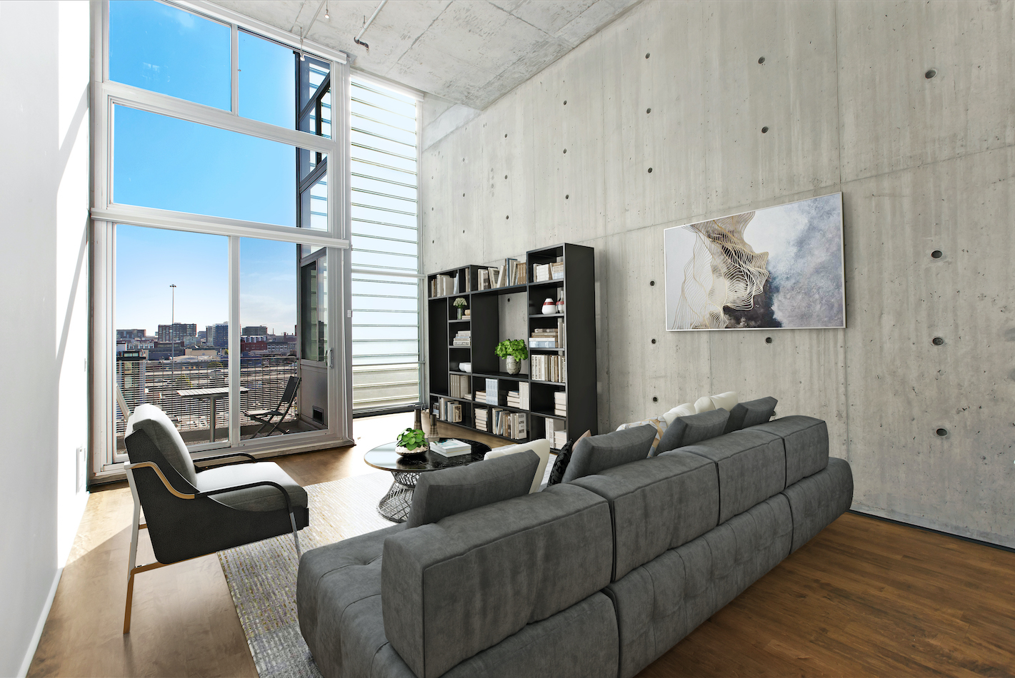 yerba buena lofts penthouse 903!